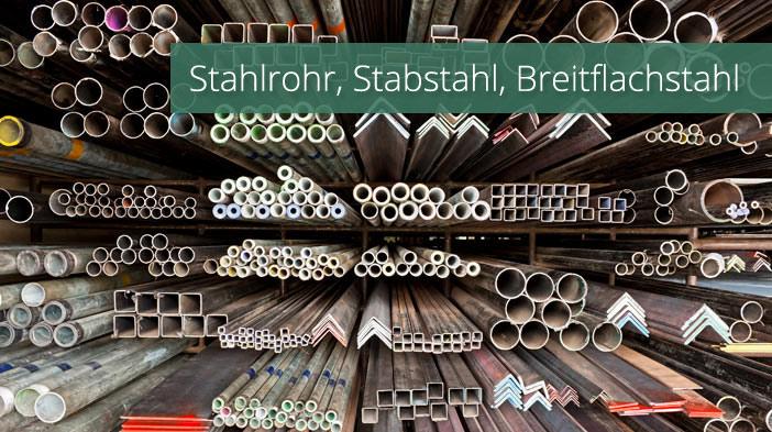 SLIDE-Stahlrohr-Stabstahl-Breitflachstahl